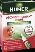 Humer Décongestionnant Rhume Spray Nasal 20ml à ANGLET