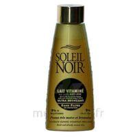 SOLEIL NOIR Lait vitaminé ultra bronzant Fl/150ml à ANGLET