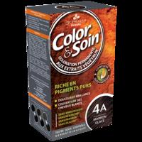 Color&soin Kit Coloration Permanente 4a Marron Glacé à ANGLET