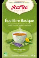 Yogi Tea Tisane Ayurvédique Bien-être Intestinal Bio 17 Sachets/2g à ANGLET