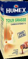 Humex 5 % Solution Buvable Expectorant Sans Sucre Adulte Fl/250ml à ANGLET