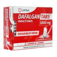 Dafalgantabs 1 G Cpr Pell Plq/8 à ANGLET