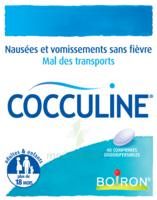 Boiron Cocculine Comprimés Orodispersibles B/40 à ANGLET